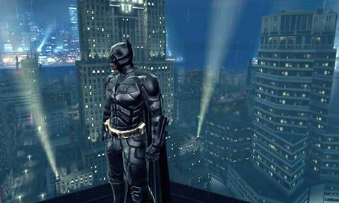 В центре Лондона построят «Бэтмен-сити» стоимостью $627 млн.
