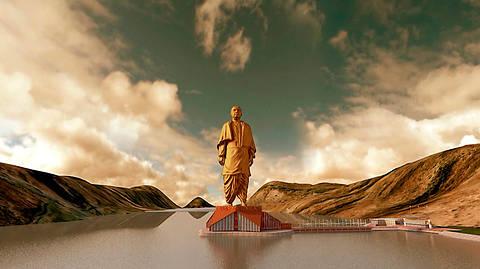 Индия приступила к строительству самой высокой статуи в мире