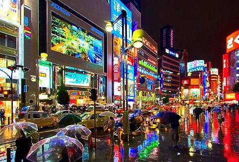 Определен самый крупный мегаполис мира Токио