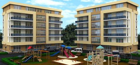 Радуга – новый микрорайон в Гаспре