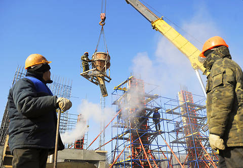 Реальное состояние строительной отрасли соответствует 1993-1994 годам, - мнение
