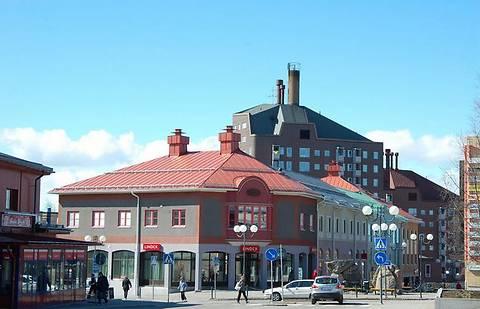 В Швеции из-за шахтеров перевезут целый город