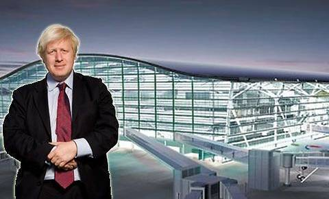 Мэр Лондона хочет построить жилой район на месте аэропорта «Хитроу»