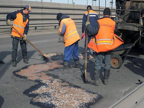 На реконструкцию проспекта Победы выделили более 6 млн. грн.