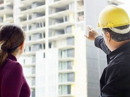 Имущество застройщика может стать гарантией от возникновения строительных афер – мнение